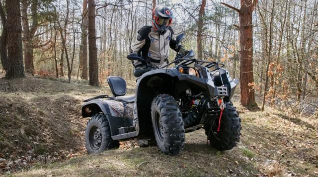 Квадроциклы Baltmotors